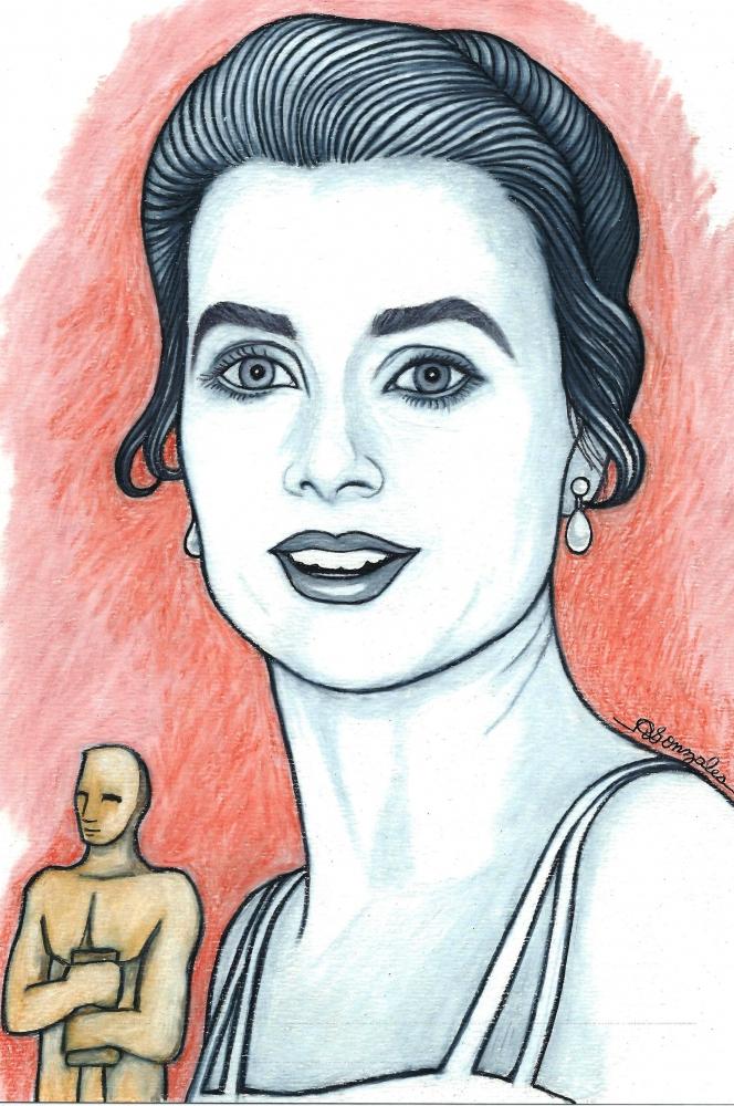 Grace Kelly by aaronmark